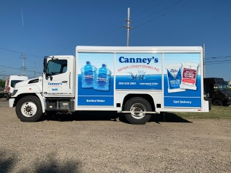 Canney's Salt Delivery Services