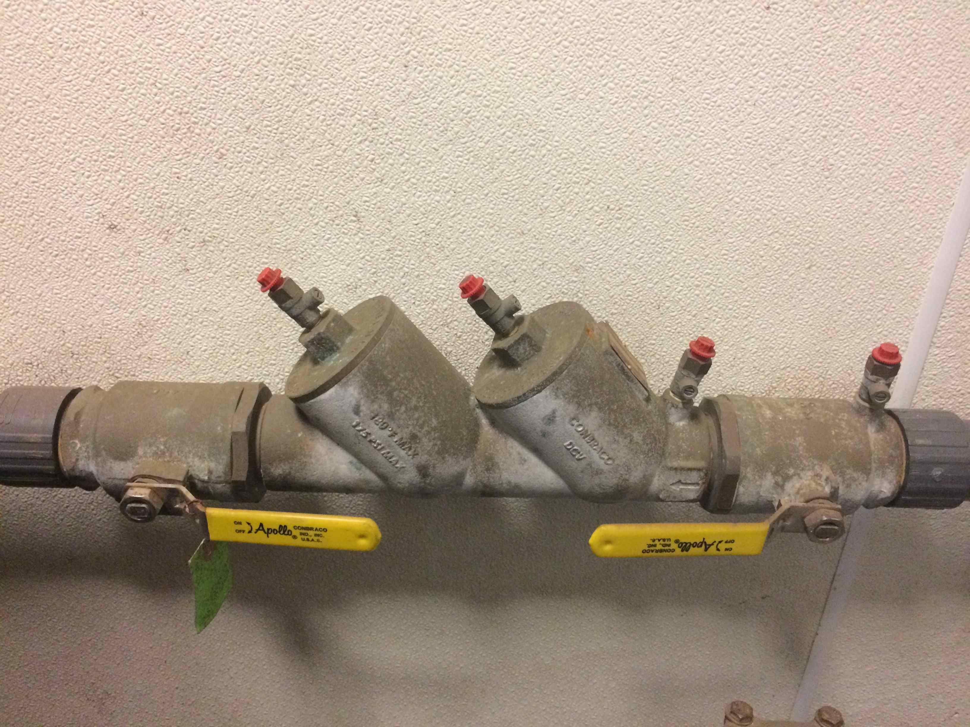 Small Commercial Backflow