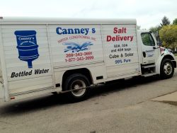 Canney's Bottled Water Delivery Service