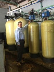 Brian Canney with Commercial Water Softening Equipment
